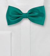 Teal-Green Bow Tie