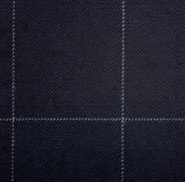 Windowpane Suit Material Amp Fabric Code Dbn281a Super100