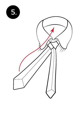 balthus mens tie