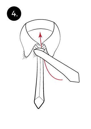 kelvin tie knot instructions