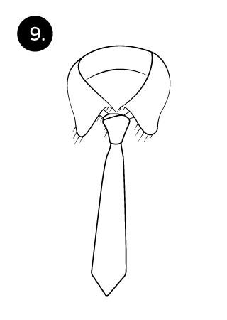 The Manhattan Necktie Knot