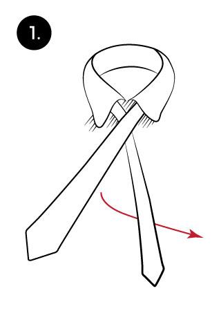 tie a prince albert knot