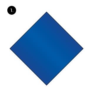 Scallop Fold Step 1
