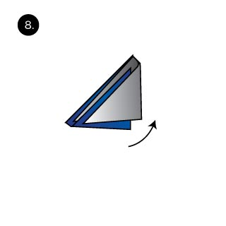 4 Stairs Fold