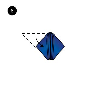 Pocket Square Folds American Beauty How to