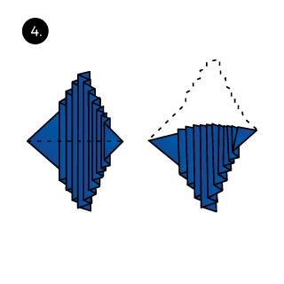 Armadillo Hanky Fold