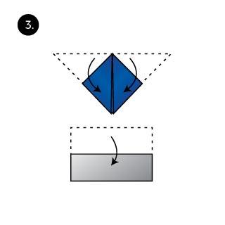 overcoat pocket square fold