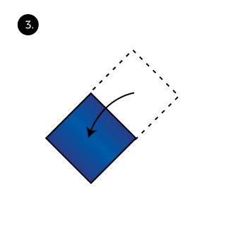 sailing ship fold pocket square