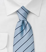 Light Blue Neckties Modern light blue tie