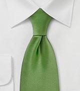 Clover Green Tie