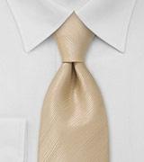 Festive Champagne Colors Tie