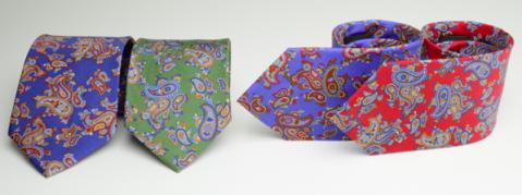 paisley-neckties