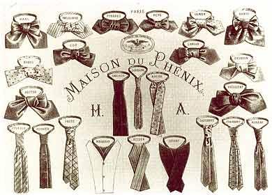 history-neckties