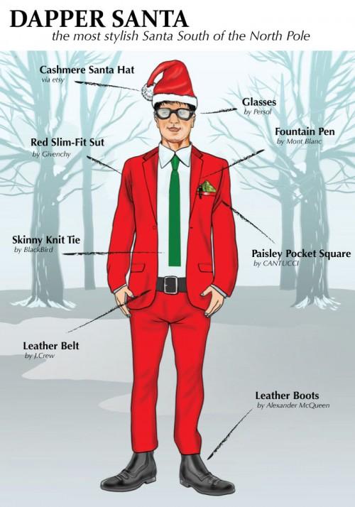 dapper-stylish-santa-claus