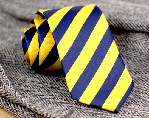 yellow-blue-tie-stripes