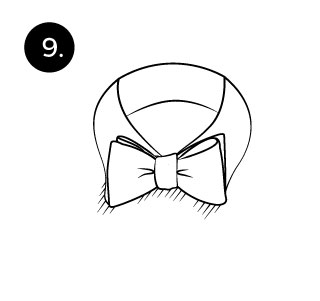 self tied bow tie how to tie
