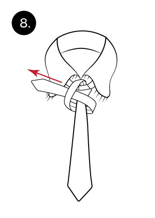The Eldredge Mens Tie Knot