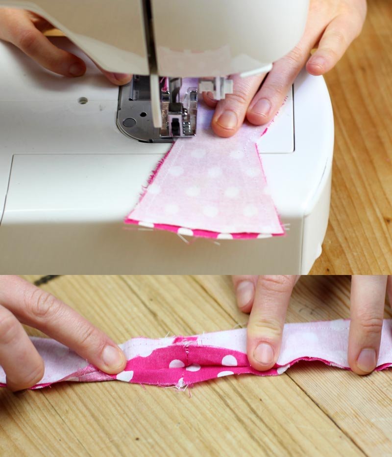 sew a bow tie