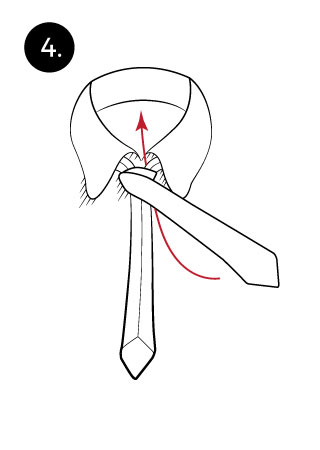 kelvin tie knot instructions