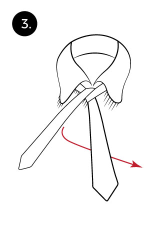 Tie a Tie with the Murrell Knot