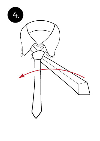 prince albert knot instructions