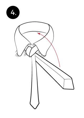 Windsor Knot Tie A Tie