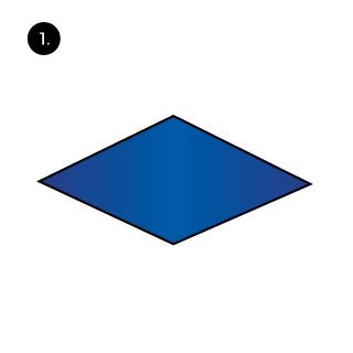 2TipUp1 Fold