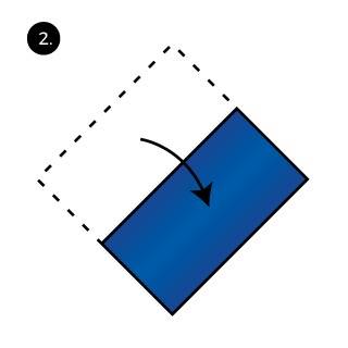 Croissant Fold Pocket Squares